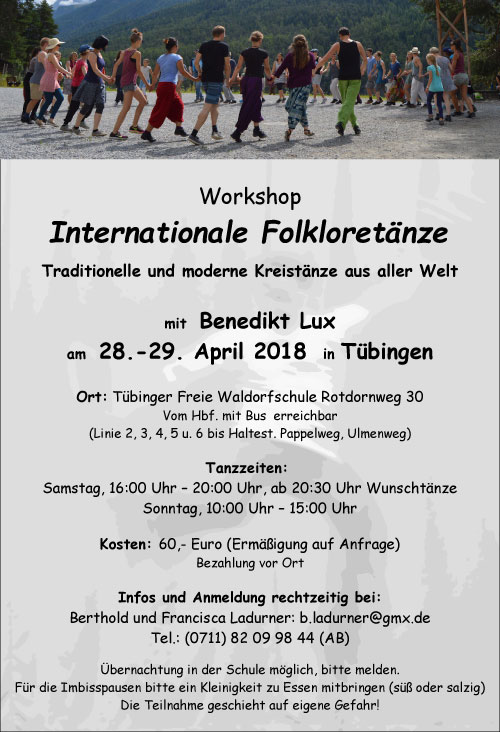 Workshop Folklore